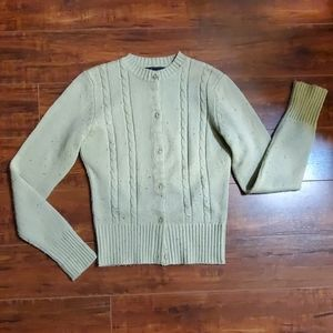 Frenchi Green Sweater